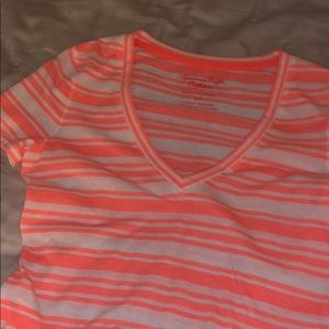 American Eagle Favorite Tee - Striped SIZE S